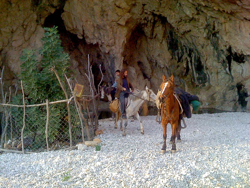 Patara Horse riding lessons